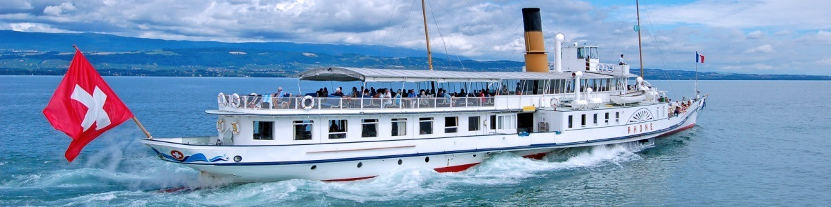 Tips for a wonderful boat trip on Lake Geneva